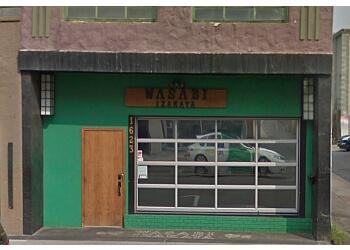 Kelowna japanese restaurant Wasabi Izakaya