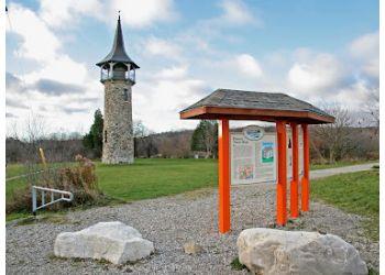 Kitchener landmark Waterloo Pioneer Memorial Tower