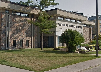 Waterloo landmark Waterloo Public Library