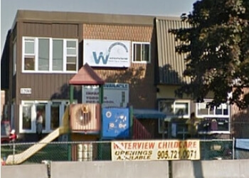 Oshawa preschool Waterview Child Care Centre
