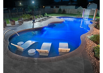 Moncton pool service Waterworks Pools & Spas