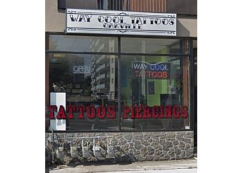 Oakville tattoo shop Way Cool Tattoos
