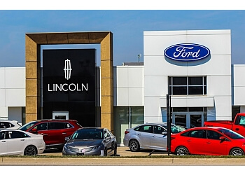 Guelph car dealership Wayne Pitman Ford Lincoln