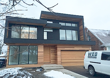 Pickering home builder Web Construction
