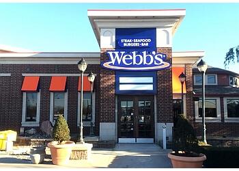 Windsor steak house Webbs Steak Seafood Burgers & Bar