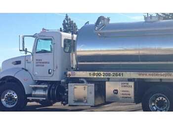 Kitchener septic tank service Weber Environmental Services
