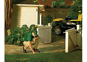 Moncton lawn care service Weed Man