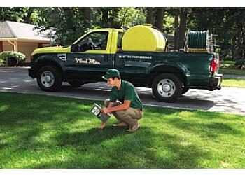 Saint John lawn care service Weed Man
