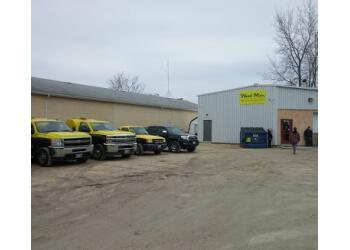 Winnipeg lawn care service Weed Man