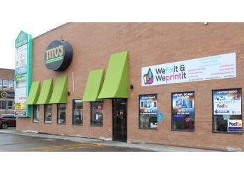Grande Prairie computer repair Wefixit & Weprintit
