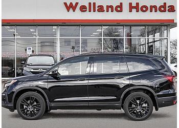 Welland car dealership Welland Honda
