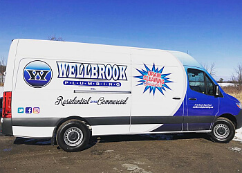 Welland plumber Wellbrook Plumbing, Inc.