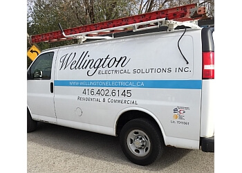 Aurora electrician Wellington Electrical Solutions, Inc.