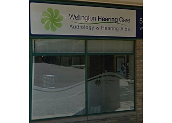 Guelph audiologist Wellington Hearing Care