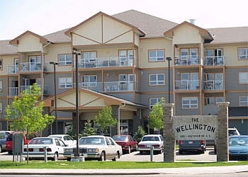 Medicine Hat retirement home The Wellington Retirement Residence