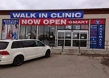 Barrie urgent care clinic Wellington Walk-In Clinic
