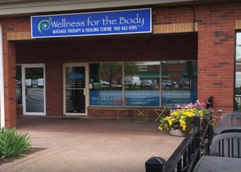 Oakville massage therapy Wellness for the Body