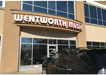 Kelowna music school Wentworth Music