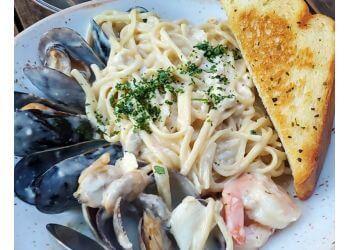 Kelowna seafood restaurant West Coast Grill