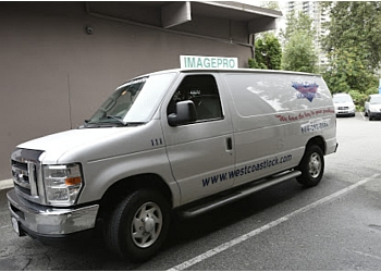 Burnaby locksmith WEST COAST MOBILE LOCKSMITHS LTD.