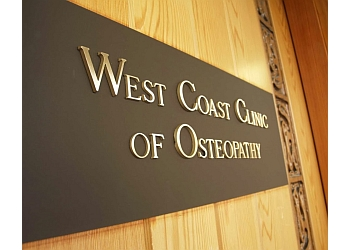 North Vancouver osteopath West Coast Osteopathy & Wellness