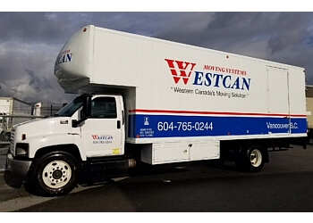 Port Coquitlam moving company Westcan Moving Systems