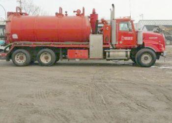 Regina septic tank service Westcan Vac Services Inc.