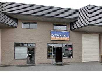Nanaimo window company Westeck Windows and Doors