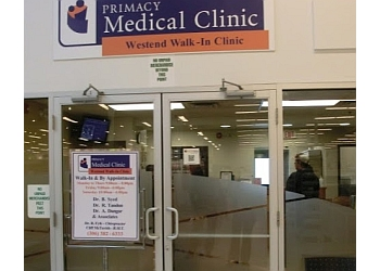 Saskatoon urgent care clinic Westend Walk-In and Medical Clinic