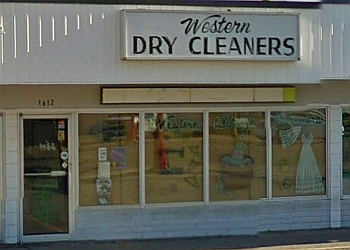 Prince George dry cleaner Western Dry Cleaners