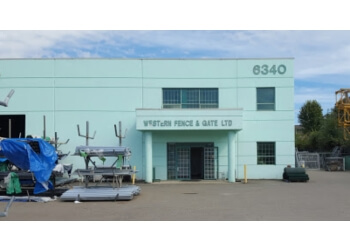 Surrey fencing contractor Western Fence & Gate Ltd.