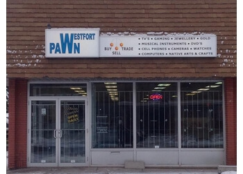 Thunder Bay pawn shop Westfort Pawn