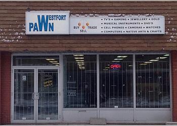 Thunder Bay pawn shop Westfort Pawn