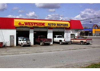 Maple Ridge car repair shop Westside Auto Repairs