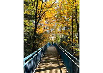 Port Coquitlam hiking trail Westwood Park