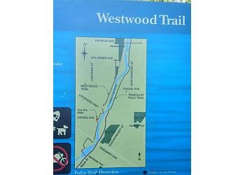 Port Coquitlam hiking trail Westwood Park Trail