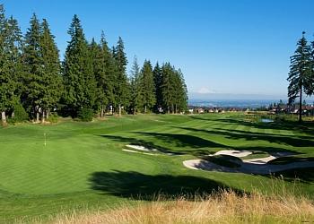 Coquitlam golf course Westwood Plateau Golf & Country Club