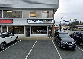 Coquitlam printer Westwood Printing & Signs