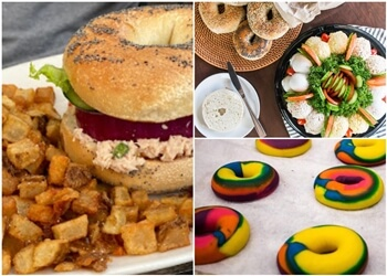Toronto bagel shop What A Bagel