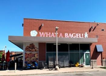 Vaughan bagel shop What A Bagel
