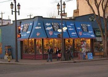 Edmonton gift shop When Pigs Fly