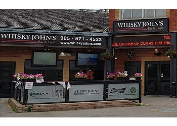 Oshawa sports bar Whisky John's Bar and Grill