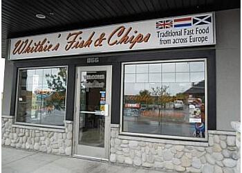 Lethbridge fish and chip Whitbie's Fish & Chips