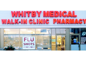 Whitby urgent care clinic Whitby Medical Walk In Clinic