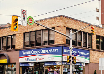 Ottawa pharmacy White Cross Dispensary