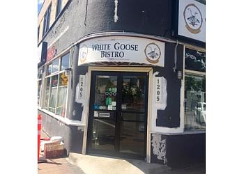 Prince George italian restaurant White Goose Bistro