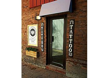 Fredericton tattoo shop White Lotus Tattoo