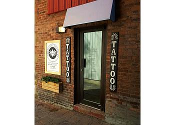 Fredericton tattoo shop White Lotus Tattoo
