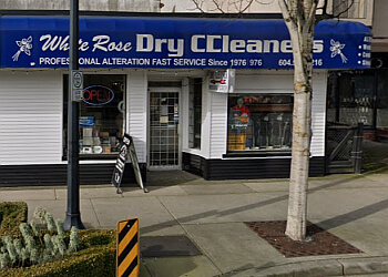 New Westminster dry cleaner White Rose Drycleaners