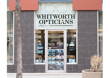 Winnipeg optician Whitworth Opticians